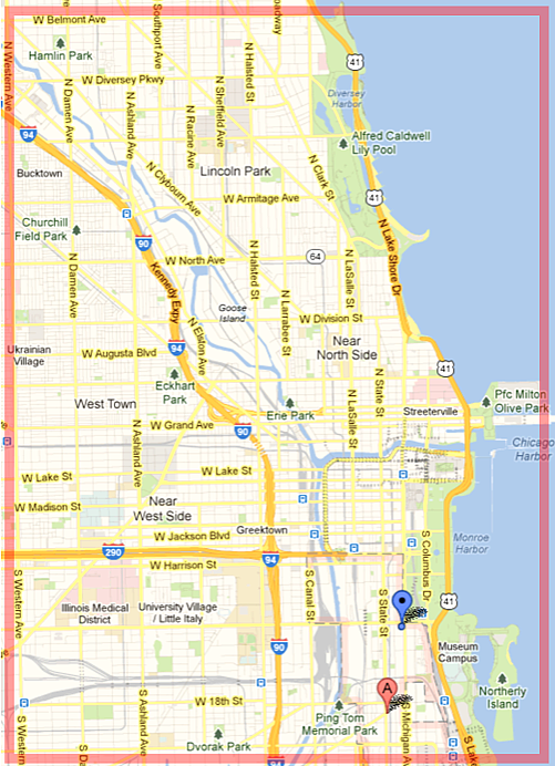 West Town Chicago Map.West Town Walkers Where Do We Walk